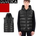 DUVETICA(デュベティカ),ダウン,ベスト,ブラック,黒,メンズ,男性,PHERKAD