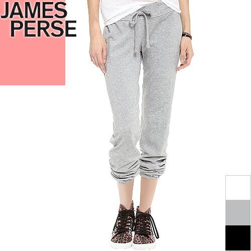 [最終SALE19,440円→11,800円] ジェームスパース JAMES PERSE パンツ スウェット 霜降り [S]
