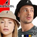 カンゴール KANGOL バケットハット メンズ レディース 大きいサイズ サファリハット 帽子 春夏 ブランド ワンポイント…