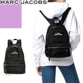 マークジェイコブス MARC JACOBS リュック バッグ リュックサック バッグパック レディース 2020年春夏新作 ブランド おしゃれ 大人 かわいい 小さめ 軽量 ナイロン 黒 ブラック M0015415