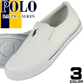 ポロ ラルフローレン Polo Ralph Lauren スニーカー 靴 シューズ レディース 白 ネイビー おしゃれ 歩きやすい ペタンコ EASTEN