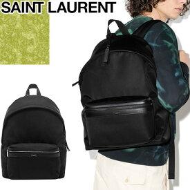 サンローラン パリ SAINT LAURENT PARIS バッグ リュック リュックサック バッグパック メンズ レディース 2020年春夏新作 ブランド おしゃれ 大人 黒 ブラック CITY BACKPACK 534967 GIV3F