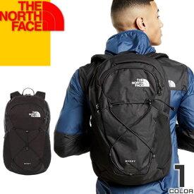 ノースフェイス THE NORTH FACE リュック バッグ ロディ Rodey バックパック リュックサック メンズ レディース アウトドア 27L 大容量 通勤 通学 軽量 黒 ブラック T93KVCJK3