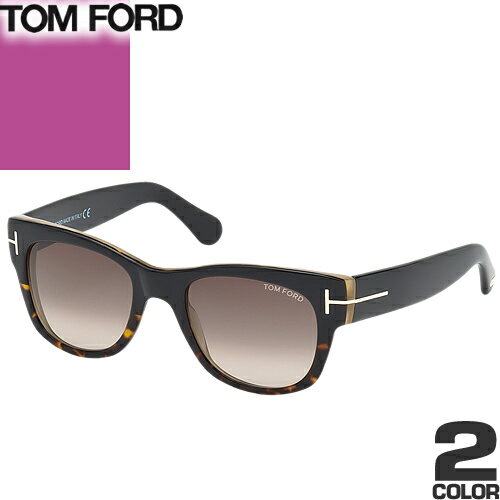 トムフォード TOM FORD サングラス メンズ レディース ブランド UVカット 薄い 色 紫外線対策 Cary FT0058 TF058 [S]