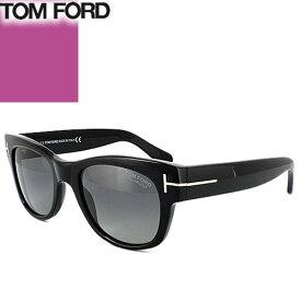 トムフォード TOM FORD サングラス メンズ レディース ブランド 薄い 色 uvカット おしゃれ かわいい ウェリントン 紫外線対策 日焼け防止 Cary TF0058 FT0058 [S]