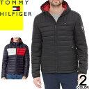 トミーヒルフィガー TOMMY HILFIGER ダウン ダウンジャケット ダウンコート メンズ 2019年新作 ブランド 撥水 防寒 軽量 大きいサイズ ブラック グレー 黒