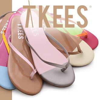 ティキーズ TKEES トローブティキーズ TROVE TKEES beach sandal sandals Hawaii holes havaianas Melissa melissa Oka B OKA b.