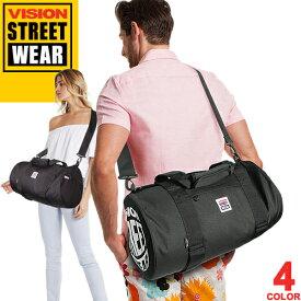 [最終SALE] ヴィジョン ストリート ウェア VISION STREET WEAR VSPC601N ビジョン ショルダーバッグ 斜めがけ 軽いメンズ レディース 黒 ミリタリー