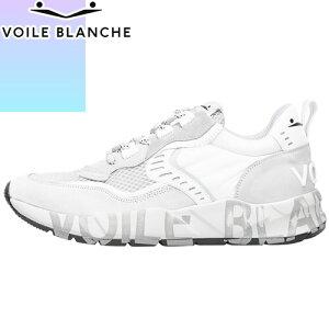 ボイルブランシェ VOILE BLANCHE スニーカー メンズ 2021年春夏新作 ダッドスニーカー おしゃれ ローカット ブランド 大きいサイズ 白 ホワイト CLUB 01 2015926-02 0N01