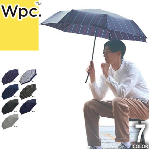 wpc w.p.c 折りたたみ傘 日傘 2018年モデル uvカット メンズ レディース 晴雨兼用 軽量 55cm 撥水 unnurella アンヌレラ 雨傘 6本骨 シンプル おしゃれ かわいい 無地 大きい 丈夫 ブランド [S]