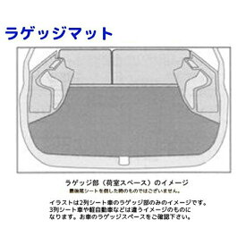 ラゲッジマット【EC】N-VAN H30/7〜 型式:JJ1/2