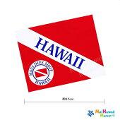 【ハワイ雑貨】【ハワイアン雑貨】【限定】【ハワイステッカー】