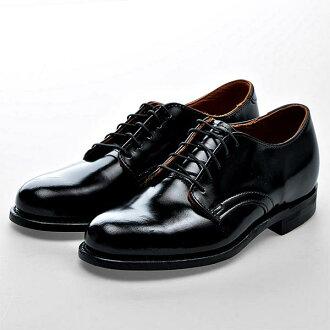 美國海軍服役皮鞋黑色