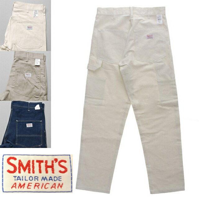 アメリカ製 送料無料 SMITH 【スミス】 ペインターパンツ ワークパンツ メンズ(男性用)【smtb-m】