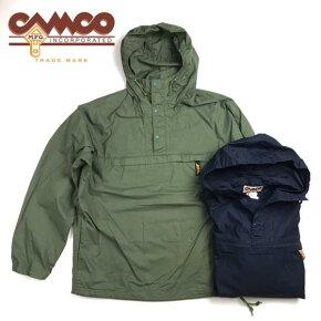 送料無料CAMCO【カムコ】コットンプルオーバーパーカーメンズ(男性用)【smtb-m】