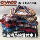 送料無料 CAMCO【カムコ】ダブルフェイス ヘビー フランネルシャツ ネルシャツ 長袖シャツ XS-LL(XL) メンズ(男性用)【smtb-m】【ご予…