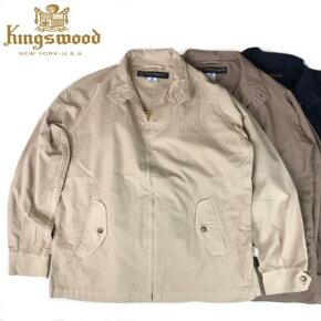送料無料KINGSWOOD【キングスウッド】G-4ドライビングジャケットメンズ(男性用)【smtb-m】