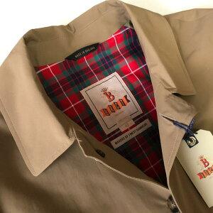 イギリス製送料無料BARACUTA【バラクータ】【G-10】オリジナルトレンチコートメンズ(男性用)【smtb-m】