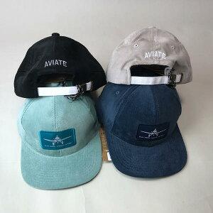 AVIATE【アビエイト】コーデュロイCORDCAPコードキャップメンズ(男性用)【smtb-m】