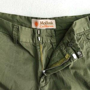 送料無料MOLLUSK【モラスク/モルスク】WALKSHORTSウォークショーツメンズ(男性用)【smtb-m】