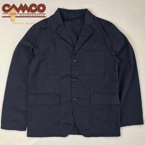 送料無料CAMCO【カムコ】3BUTTONJACコットンテーラードジャケットメンズ(男性用)【smtb-m】