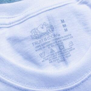 FRUITOFTHELOOM【フルーツオブザルーム】半袖Tシャツ3枚入りメンズ