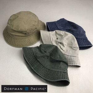 DORFMAN【ドーフマン】DORFMAN【ドーフマン】835コットンハットSAND