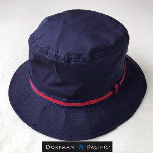 2点購入で送料無料DORFMANPACIFICCOMPANY【ドーフマンパシフィックカンパニー】830DHATアイビーリボンハット帽子メンズ(男性用)