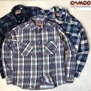 送料無料 CAMCO【カムコ】2 FLANNEL L/S ダブルフェイス ヘビー フランネルシャツ ネルシャツ 長袖シャツ XS-LL(XL) メンズ(男性用)【smtb-m】