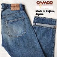 送料無料CAMCO【カムコ】デニムパンツメンズコットン5ポケットインディゴ【smtb-m】