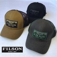 送料無料FILSON【フィルソン】CAP3オイルドコットンメッシュキャップメンズ【smtb-m】