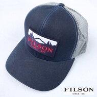 送料無料FILSON【フィルソン】MESHCAPオイルドコットンメッシュキャップメンズ(男性用)【smtb-m】