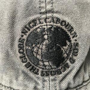 送料無料NIGELCABOURN【ナイジェルケーボン】×LYBRO【ライブロ】ACC-53CAPEMBROIDEREDGLOBELOGOCAP刺繍帽子キャップメンズ(男性用)【smtb-m】