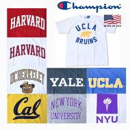 アメリカ製送料無料CHAMPION【チャンピオン】T1011P-TEE「UCLA」プリントカレッジティーテンイレブン半袖Tシャツメンズ(男性用)【smtb-m】