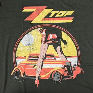 IMPACT【インパクト】P-TEE2ZZTOPバンドTシャツ半袖メンズ(男性用)【smtb-m】