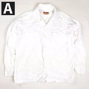 送料無料CAMCO【カムコ】2L/COPENL/S長袖リネンコットンオープンカラーシャツメンズ(男性用)【smtb-m】