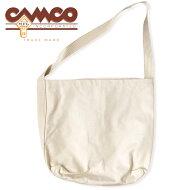 CAMCO【カムコ】2MAILBAG-SOLIDコットンキャンバスショルダーバッグ