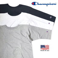 チャンピオンフットボールTシャツ