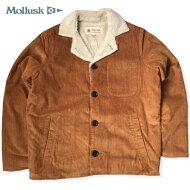 送料無料MOLLUSK【モラスク】MACKJACコーデュロイマックジャケットメンズ(男性用)【smtb-m】