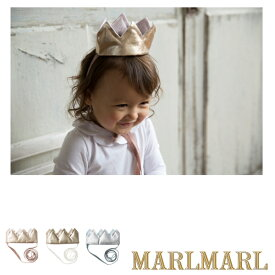 【再入荷】MARLMARL マールマール クラウン CROWN 王冠 アクセサリー お誕生日 記念日 誕生日 バースデイ