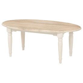 テーブル(楕円) / ブロカント BROCANTE シャビー アンティーク かわいいメゾン・ド・マルシェ