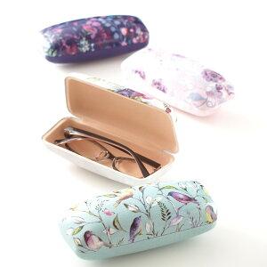 Punch Studio メガネケース / 眼鏡入れ 眼鏡小物 ケース パンチスタジオ レディース おしゃれ かわいい 花柄
