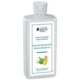 MB ラディアント・ベルガモット500ml(柑橘系の果物ベルガモットの香り)ランプ・ベルジェ パリ 正規品