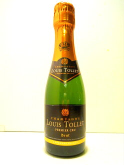 Present party for the Louis トレブリュットミニボトル 187 ml Louis Tollet Brut Mini 1er Cru - gift
