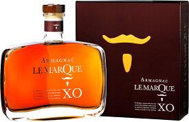 アルマニャック XO ル・マルク 700ml (送料込) - Armagnac XO LE MARQUE ブランデー ギフトにも
