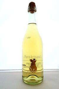 ポワレ ル・プルマール 甘口 3% 750ml (送料込)- Poire -ノルマンディー産の洋梨から作った黄金色のポワレ