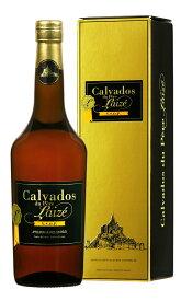 カルヴァドス VSOP ペールレーゼ コルドンジョーヌ 4年 40% 700ml(送料込)- Calvados VSOP - 2020年度パリ農業コンクール金賞受賞