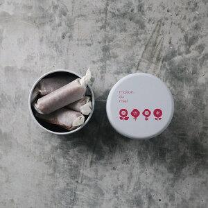 《パティシエの手作り》キャラメル缶 (4個入)【 焼き菓子 焼菓子 お菓子 キャラメル 塩キャラメル バター スイーツ 缶 缶入り 個包装 可愛い かわいい おしゃれ レトロ お取り寄せ お取り寄