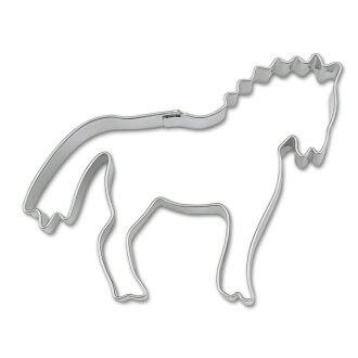 [STADTER in German] cookie cutter (horse typeB shape)