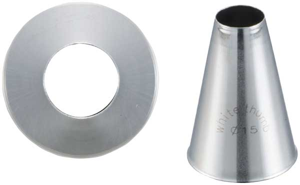 シームレス口金 丸 12mm